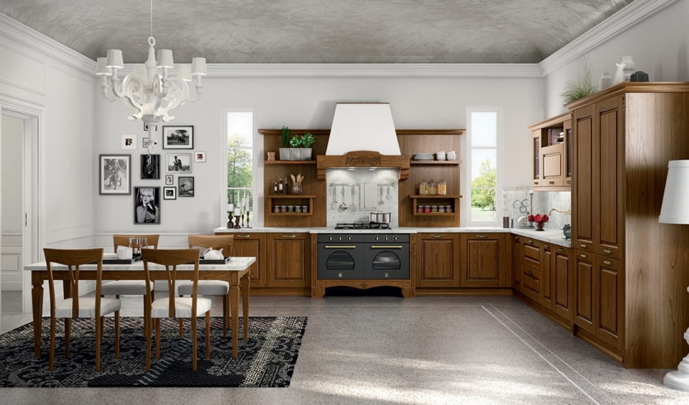 Cucine classiche - Federici Mobili