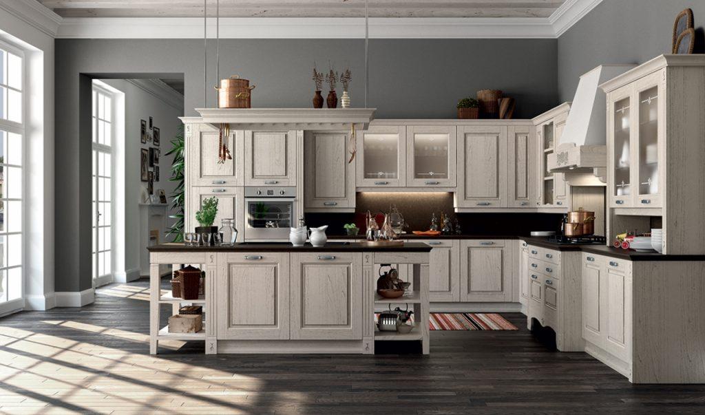Cucine classiche federici mobili for Mobili federici